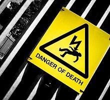 Danger of Death #2 | New Slant, Old Message by Pete Edmunds