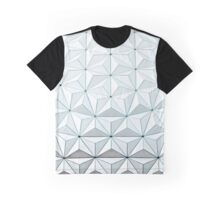 Spaceship Earth Graphic T-Shirt