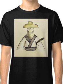 Samurai Jack Watercolor Classic T-Shirt