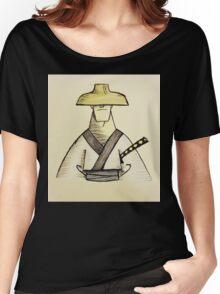 Samurai Jack Watercolor Women's Relaxed Fit T-Shirt