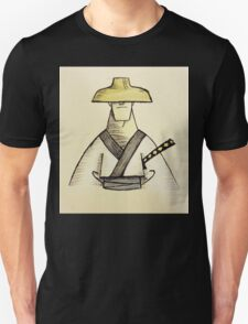 Samurai Jack Watercolor Unisex T-Shirt