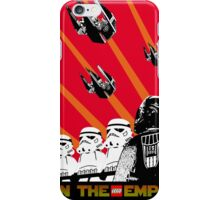 Star Wars Propaganda Poster (Soviet style) iPhone Case/Skin