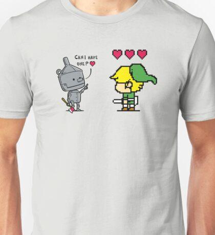 Heart Seeker Unisex T-Shirt