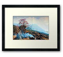 Ha Giang-Vietnam Framed Print