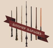 Mischief Managed by Dorothy Timmer