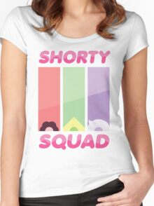 Steven Universe Shorty Squad Shirt Women's Fitted Scoop T-Shirt