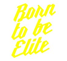 Born to be Elite Photographic Print