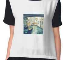 The Vegetable Seller, Venice Chiffon Top