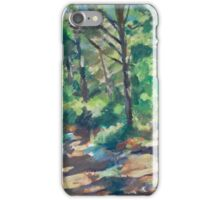 Shady Forest iPhone Case/Skin