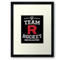 Team Rocket - Limited Edition Framed Print