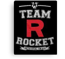 Team Rocket - Limited Edition Canvas Print