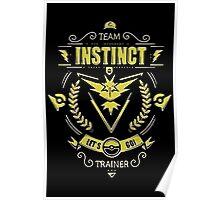 Team Instinct - Limited Edition Poster