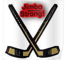 Jimbo Strong Poster