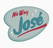 No Way José Kids Tee