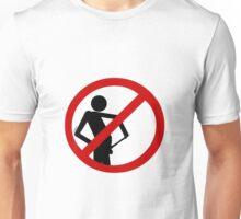Don't pull Unisex T-Shirt