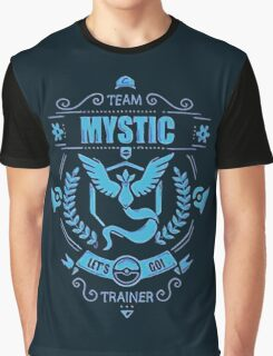 Team Mystic - Limited Edition Graphic T-Shirt