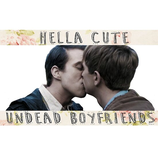 Kieren x Simon - undead boyfriends by General Admission