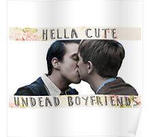 Kieren x Simon - undead boyfriends Poster