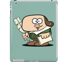 Shakespeare iPad Case/Skin