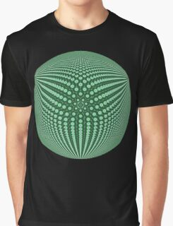 3Dphere Graphic T-Shirt