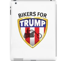 Bikers For Trump iPad Case/Skin