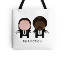 Pulp Fiction // Jules and Vincent Tote Bag
