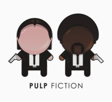Pulp Fiction // Jules and Vincent by sammya89