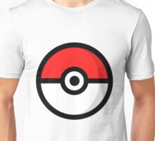 Pokemon Poke Ball Unisex T-Shirt