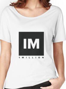 1 million dance studio Women's Relaxed Fit T-Shirt