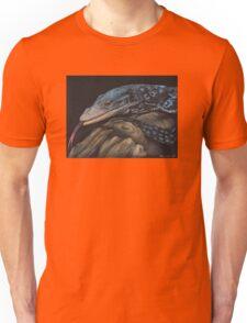 Blue Tree Monitor Unisex T-Shirt