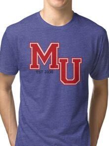 Mars 2030 - The University Of Mars Tri-blend T-Shirt