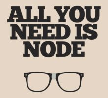 All You Need Is Node by 91design