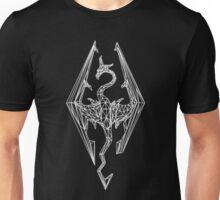 80's Cyber Imperial Elder Scrolls Logo Unisex T-Shirt