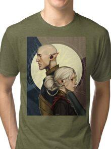 Wheel of Fortune Tri-blend T-Shirt