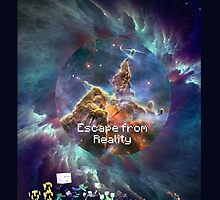 Escape from Reality Space by -Escape