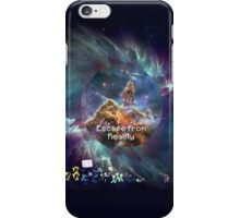 Escape from Reality Space iPhone Case/Skin