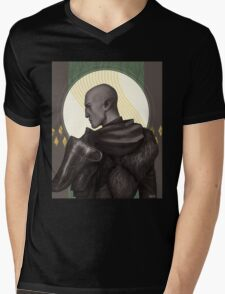 no one's agent but my own Mens V-Neck T-Shirt