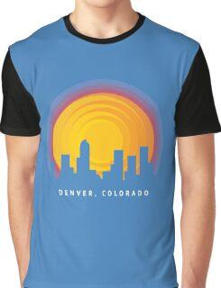 Denver Rays Graphic T-Shirt