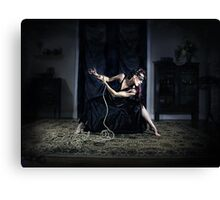 The Bondage We Choose Canvas Print