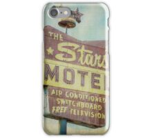 The Stars Motel iPhone Case/Skin
