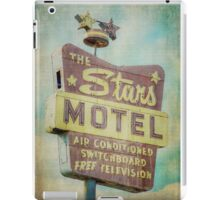 The Stars Motel iPad Case/Skin