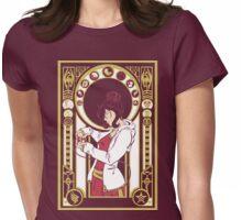 Nerd girl Womens Fitted T-Shirt
