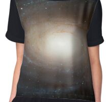 Grand Design Galaxy Hubble Telescope Picture Chiffon Top
