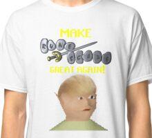 Make Runescape Great Again! V2 Classic T-Shirt