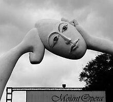 Mount  Opera by Andrew  Makowiecki