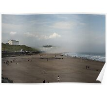 Scarborough Sea Fret 2 Poster