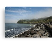 Scarborough North Bay Canvas Print