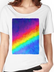 Rainbow in the Dark Women's Relaxed Fit T-Shirt