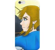 BOTW Link iPhone Case/Skin