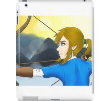 BOTW Link iPad Case/Skin